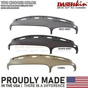 1998 1999 2000 2001 Dodge Ram Dash Cover Overlay Cap Skin + Your Choice Of Color