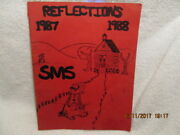 1987-88 Yearbook Southridge Middle School Huntingburg In Grades 6 Thru 8 Signed