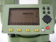 Leica Tc410c 10 Total Station Only, For Surveying, One Month Warranty