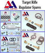 Air Arms Fpt900 Ev2 Evo Pro-target And Rn10 Regulator Service Kits Made In Uk.