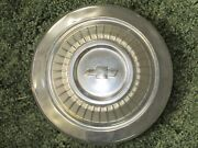 1966 67 Chevy Chevelle Hubcap Oem