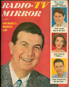 Tv-radio Mirror July 1954don Mcneill Liberace Garry Moore Eddie Fisher More