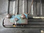 1962 Ford 6000 Diesel Tractor Transmission Hydraulic Valve Free Shipping