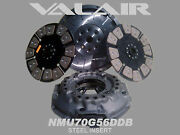 Valair Dodge G56 6 Speed 05.5-12 850hp Ceramic Race Dual Disc Clutch With Hydr