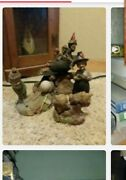 """1981 Tom Clark Forest Gnome 12"""" Edition Number Cairn"""