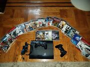Playstation3 Console Video Gamescontrollerand Mic