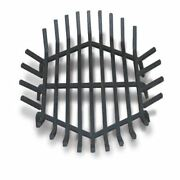 Masterflame Standard 36 Round Welded 5/8 Carbon Steel Fire Pit Grate