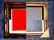 16x20 Lot Of 5 - Gold Or Brown Ornate Wedding Studio Portrait Picture Frame B5gb