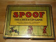 Antique Milton Bradley Spoof The Cheer-up Game 1918