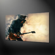 Slash Guns N Roses Wall Art Canvas Print Picture Variety Of Sizes Free Delivery