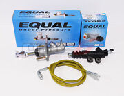 Exedy Master And Slave Cylinder And Clutch Line Kit 94-01 Acura Integra