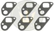 Exhaust Manifold Gasket For Volvo Penta D41 42 43 44 D300 Ro 838673 876144 X6
