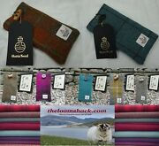 Harris Tweed Case Cover Sleeve Sock Shell Iphone Samsung Phone -various Colours