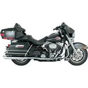 Vance And Hines - 16799 - Dresser Duals Head Pipes Harley Fl Touring 95-08