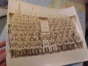 Original Wwii Group Photo 15th Signal Training Regt Ft Monmouth Nj May 18 1944