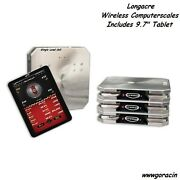 Longacre Racing Computerscales Wireless With 9.7 Tablet Xli Singleload Cellrd