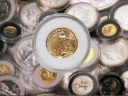 New Air-tite Coin Protectors For Gold Maple Leaf Coins 1/20 1/10 1/4 1/2 1oz