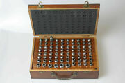 80 Pieces Collets For 8mm Watchmaker Lathe New