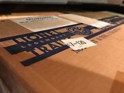 Lionel Nib 6-28028 Virginian And Allegheny 2–6-6-6 In Blue Striped Shipping Box