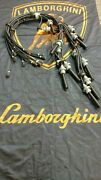 Lamborghini Diablo Ignition Spark Plug Wires Oem 006134023 006129674