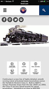 Lionel Nib 6-28052 Articulated Class A Norfolk And Western Steam Loco And Tender