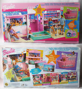 Very Rare 2002 Barbie Tropical Cruise Ship Playset Mattel New Sealed Nos