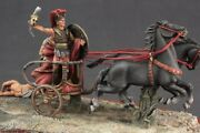 Tin Toy Soldiers Elite Painted 54 Mm The Greek Chariot