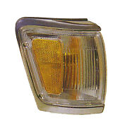 Parking / Clearance Light Assembly For Toyota 4runner Driver Side To2520147v