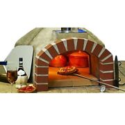 Forno Bravo Casa2g 80 Indoor / Outdoor 32 Wood Fired Pizza Oven Kit