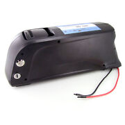 Lithium Ion Bottle Battery 36v 10ah Electric Bicycle Bike Cycle Lockable Lipo