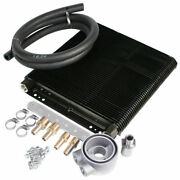Empi 9218 Mesa Tru Cool 96 Plate Oil Cooler Kit With Sandwich Adapter