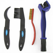 Universal Motorcycle Gear Chains Maintenance Cleaning Dirt Brush Cleaner Tools