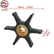 Water Pump Impeller For Johnson Omc Outboard 277181 434424 18-3001 500350 Motors