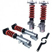 Gsp Mono-rs Coilovers For 86 87 88 89 Aw11 Toyota Mr2 W/ Camber Plates