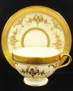 Riverton By Mintn 3 Piece Bread And Butter Cup And Saucer New Never Used England