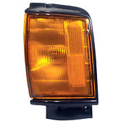 Parking / Clearance Light Assembly For Toyota 4runner Driver Side To2520158v