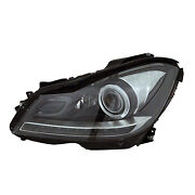 Replacement Headlight Assembly For Mercedes-benz Driver Side Mb2502197
