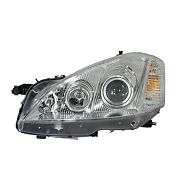 Replacement Headlight Assembly For Mercedes-benz Driver Side Mb2502218