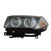 Replacement Headlight For 07-10 Bmw X3 Driver Side Bm2502151