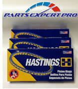 1992-2002 Honda Prelude Piston Rings Hastings H22a1 H23a1 H22a4 Prelude Si 87mm