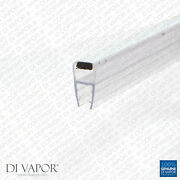 Di Vapor R Magnetic Shower Door Seal 4-6mm/8mm/10mm Glass 85cm/2m Spares