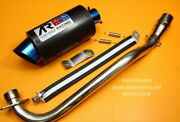 Honda Grom Exhaust 125 For Full System Msx125 Mount Low Motorcycle Black Sf 9