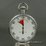 Abercrombie And Fitch - Regatta Yacht Race Timer - 67 Mm Ca. 1940