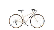 Handsome She Devil Mixte Step-through City 16 Speed Bicycle Lifetime Warranty