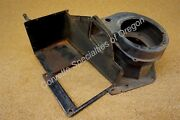 Oem 63 64 65 66 67 Corvette Air Conditioning Outer Blower Duct Heater Box Ac