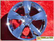 Set Of 4 Chrome Wheels For Lexus Is250 Is350 18 Es350 Gs350 Is300 74241