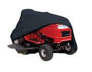Classic Accessories Universal Lawn Tractor Cover Fits Riding Mower Lawnmowers