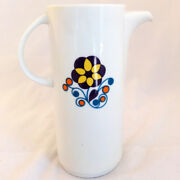 Carolyn By Thomas By Rosenthal Coffee Pot New Never Used Paint Flaw Made Germany