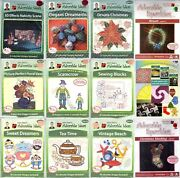 John Deer's Adorable Ideas Embroidery Design Cds Your Choice Of One
