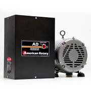 American Rotary Ad25   25hp 240v Wall Mount Ad Series Rotary Phase Converter